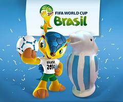 Vino y fútbol, las dos grandes pasiones argentinas