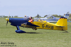 G-RVIB VAN'S RV-6 PFA 181A-13220 PRIVATE - Sywell - 20130601 - Alan Gray - IMG_9251
