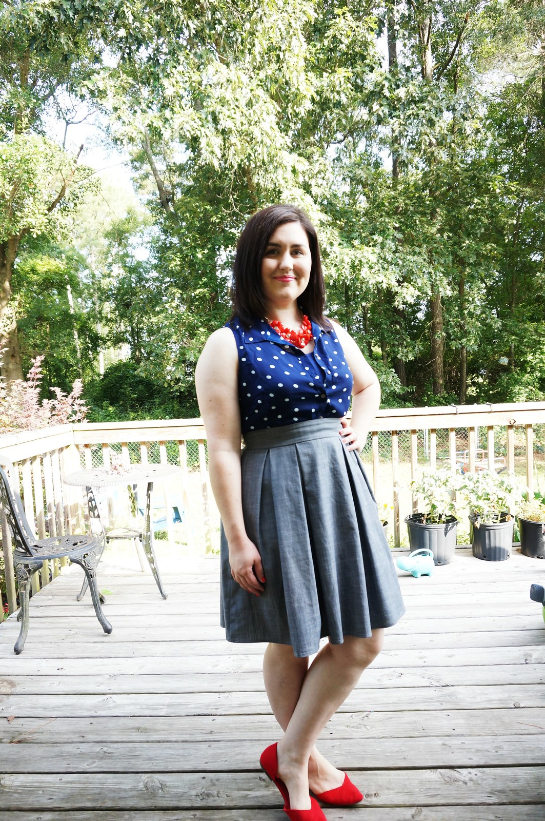 Fourth of July Outfit 6