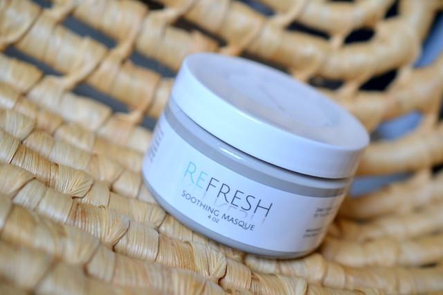 Refresh Natural Skincare masque