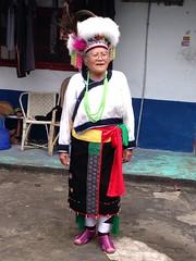 陳秀娘社區老師教唱古歌謠。