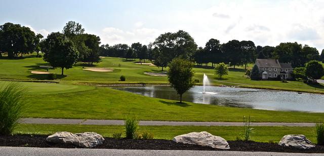 Golf Course - DoubleTree Hilton Lancaster PA
