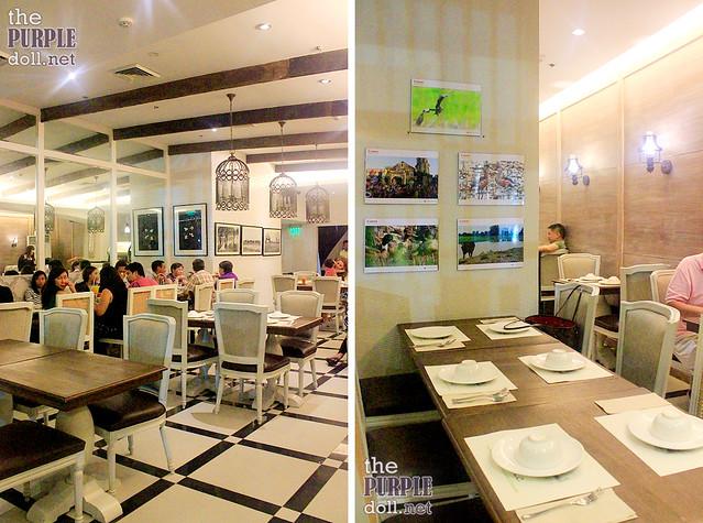 Pinac Heirloom Capampangan Cuisine UP Town Center