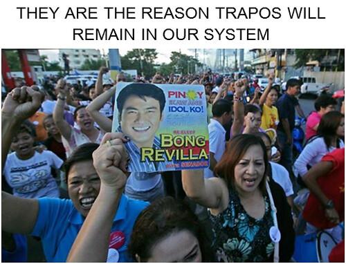 Bong Revilla Supporters