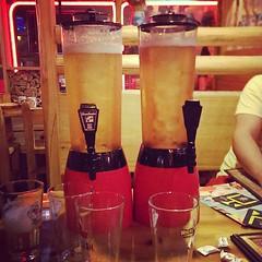 yeah beer! #tgif #mgd #wackywings