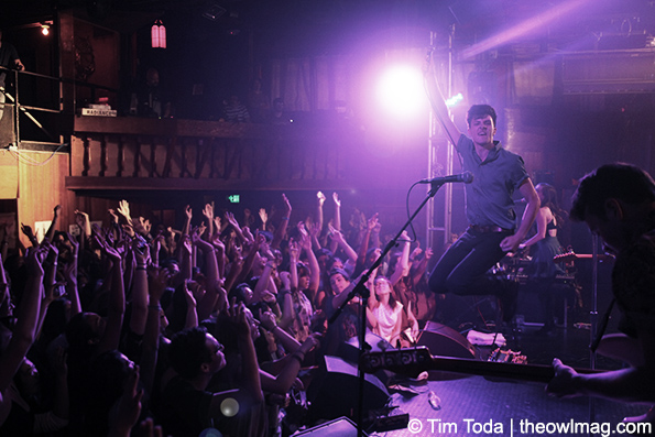 Magic Man @ The Troubadour, LA 7/10/14