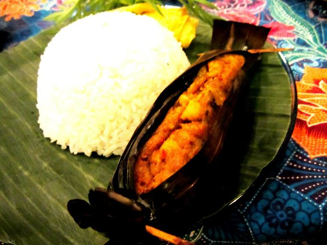 Payung nasi lemak 1