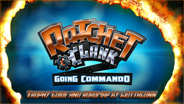 Ratchet Clank Going Commando Hd Trophy Guide Roadmap
