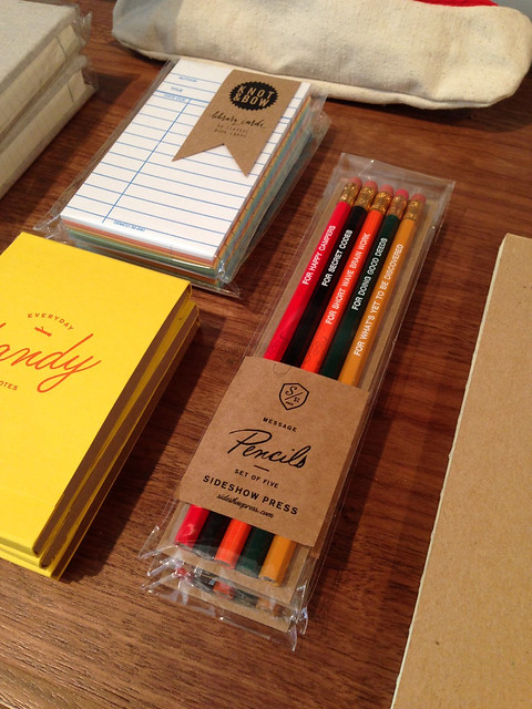 @TinyFeast A Stationery Treat in Winnipeg, Manitoba