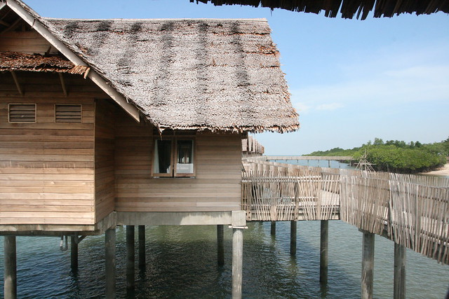 Telunas Private Island Sea Villa
