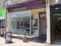 Cream Hair Design Bedford Place