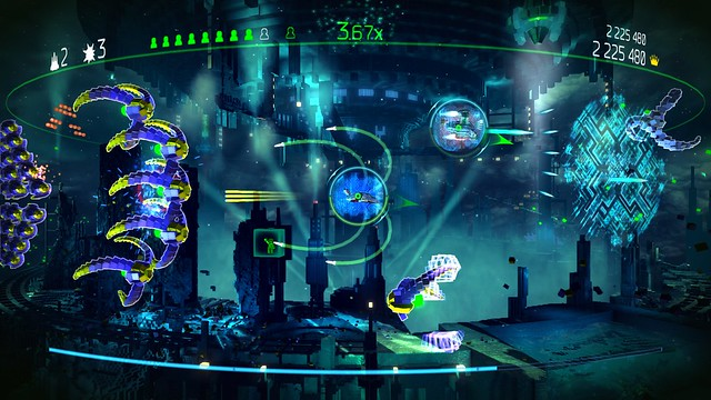 Resogun Update