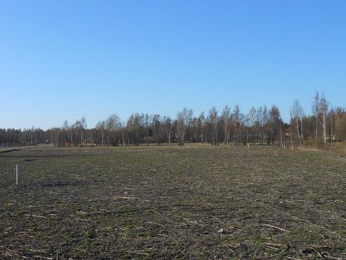 Peltonäkymä, Pohjois-Tapiola Espoo 21.4.2014