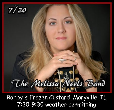 Melissa Neels 7-20-14