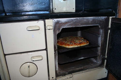 Coal Range - 2014-07-02 - Pizza
