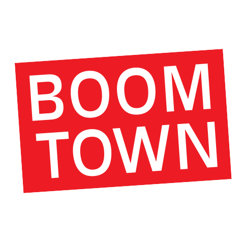 boomtown not our logo