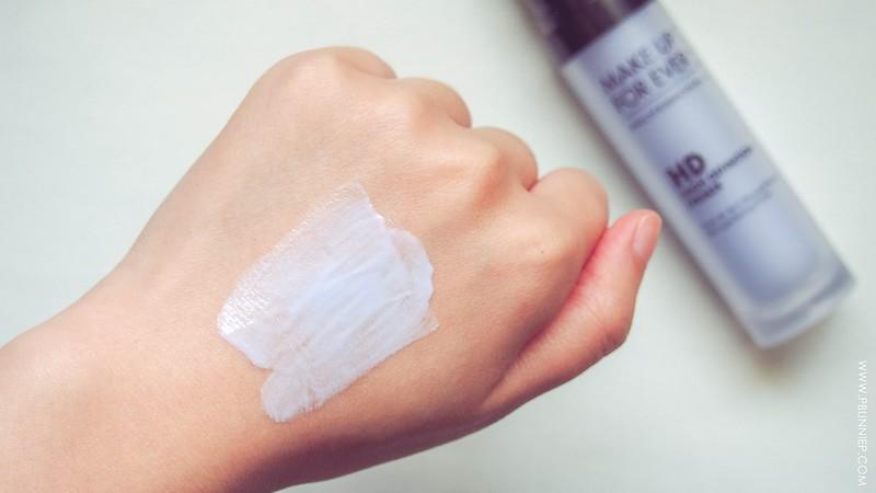 Makeup Forever Green Primer Ings - Mugeek Vidalondon