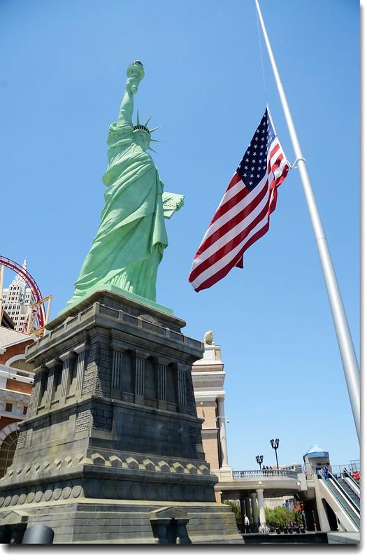 Statue of Liberty New York Las Vegas