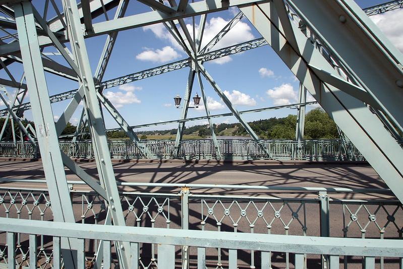 blaues wunder bridge