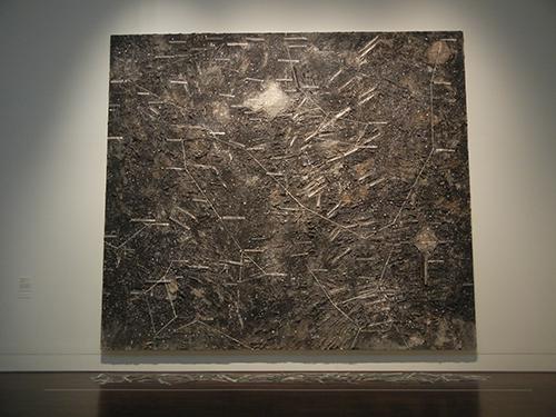 DSCN1250 _ Sternenfall (Falling Stars), 1998, ANselm Kiefer, Blanton Museum, Austin