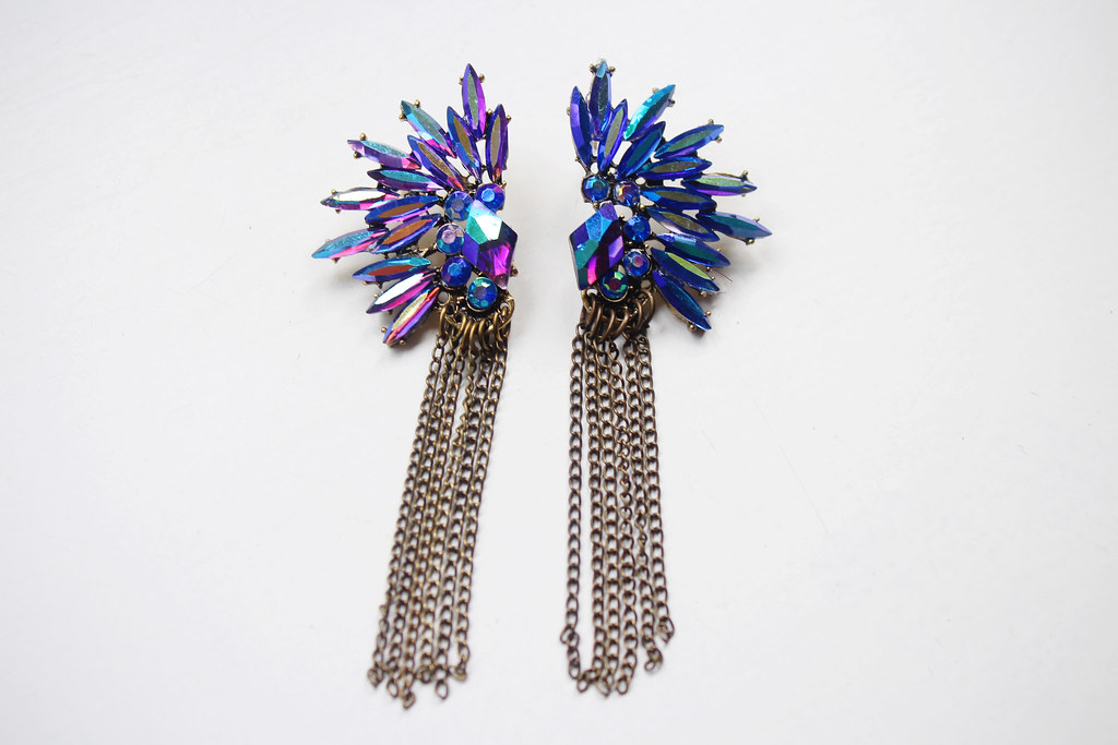 Fashion-bloggers-review-on-items-accessories-bought-on-Ebay-earrings
