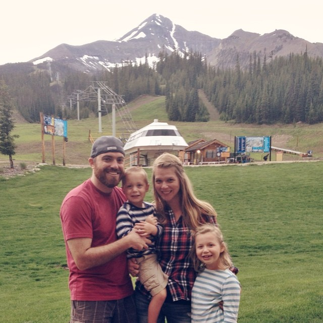 Happy 4th of July from Big Sky, Montana! #4thofjuly #family #fun #montana #bigsky #love #mountains #beauty