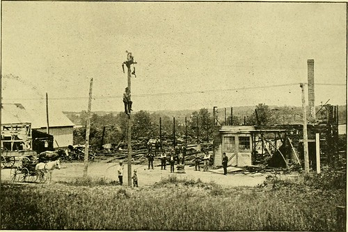 """Image from page 308 of """"The street railway review"""" (1891)"""