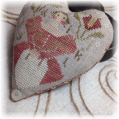 Mary Valentine Handework