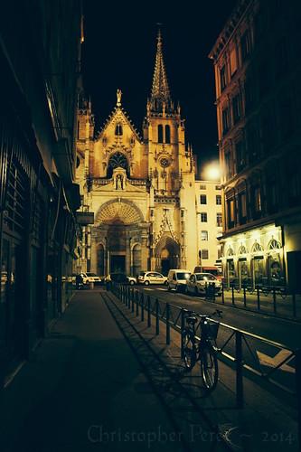 Lyon ~ a visit