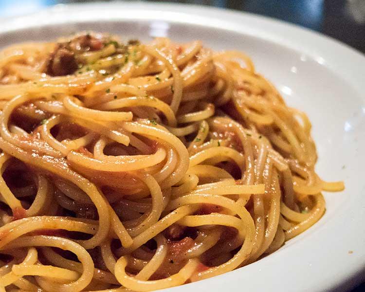 ボローニャ風スパゲッティ