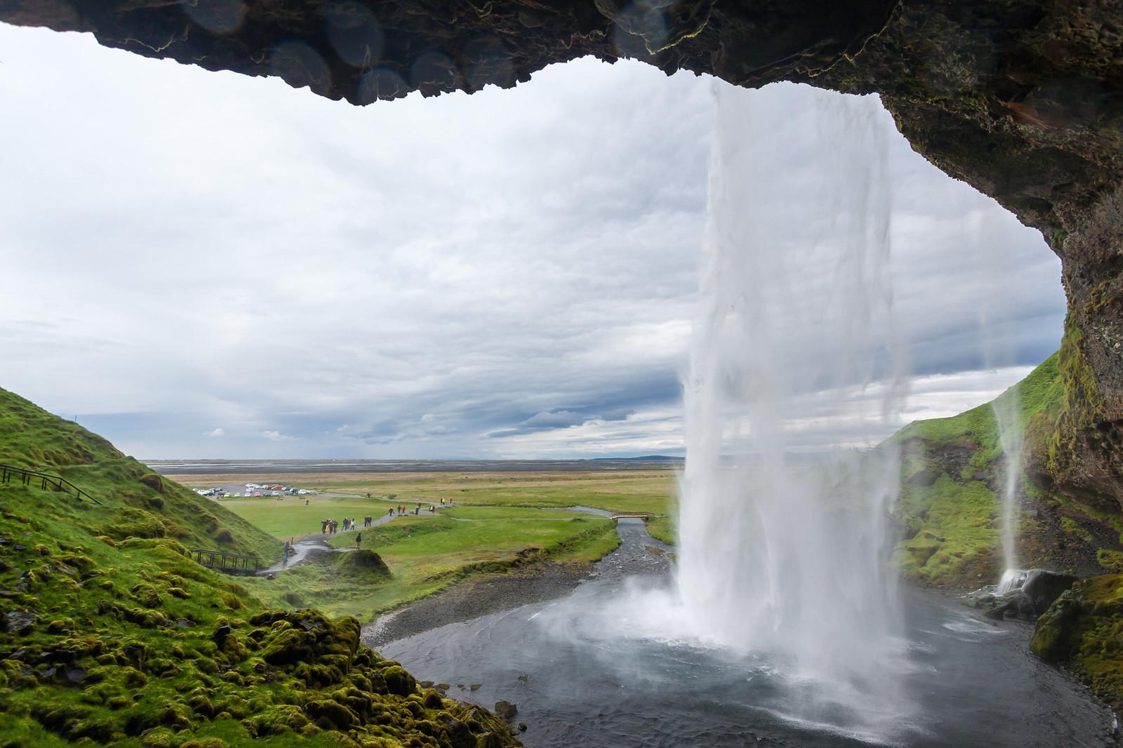 Ісландські нотатки. Частина 3: водоспад Сельяландсфосс та острів Хеймей