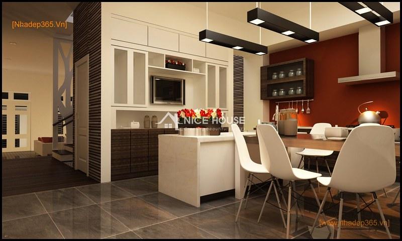 Thiết kế nhà phố tại Quảng Ninh - Mrs Thoa_05