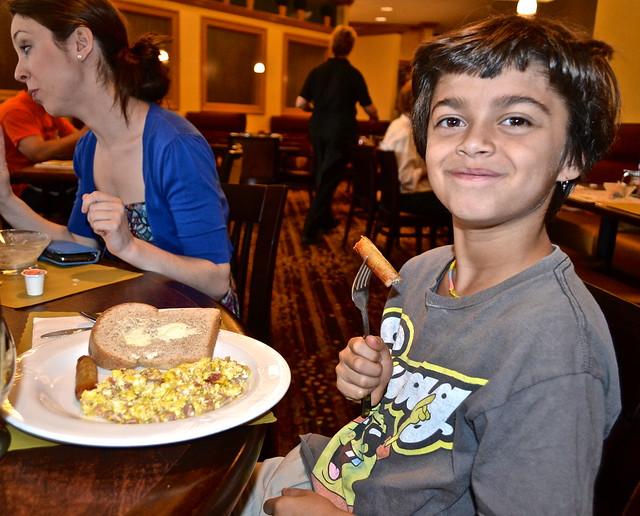 Loving breakfast - DoubleTree Hilton Lancaster PA