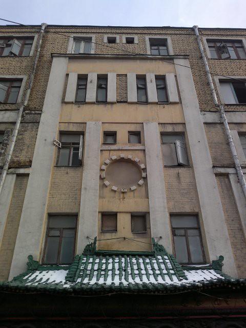 Жилой комплекс «Русаковский». Мобилкофото