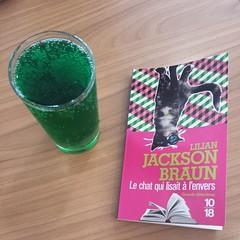 Le chat qui lisait à l'envers de Lilian Jackson Braun