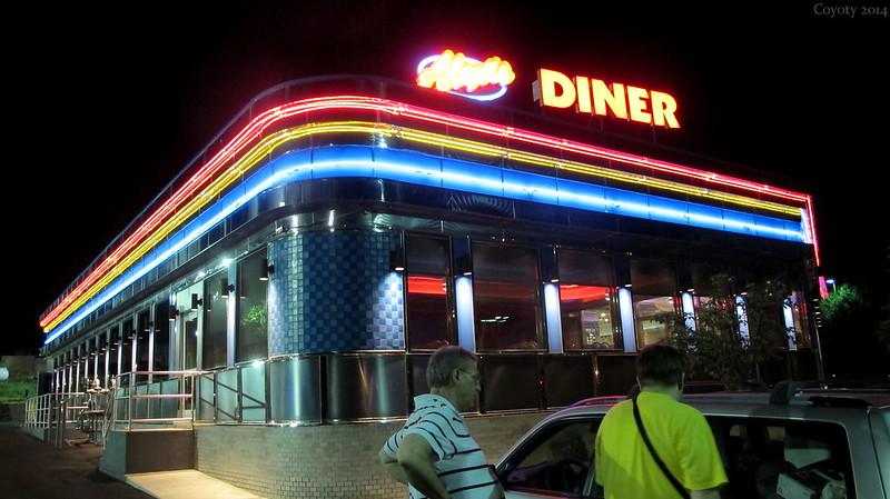 Alexis Diner exterior