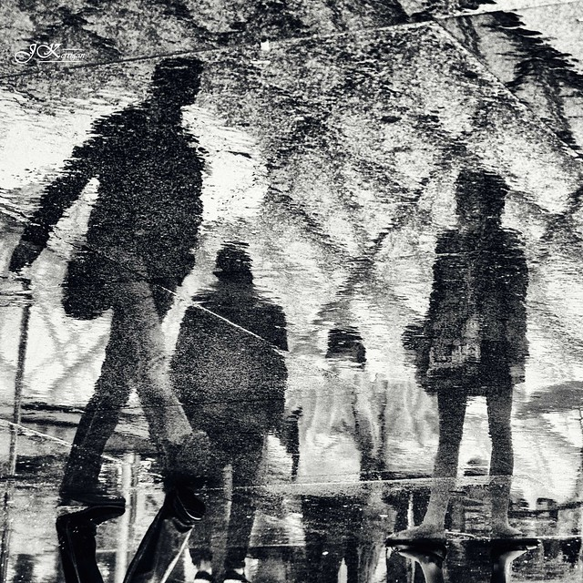 ~ les reflets de Paris ~