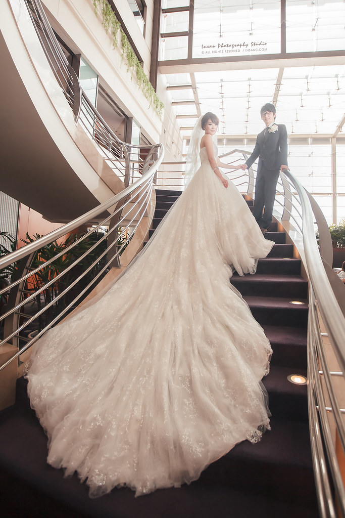 [婚禮記錄] Edward+Crystal// 婚禮 @ {新竹國賓大飯店}