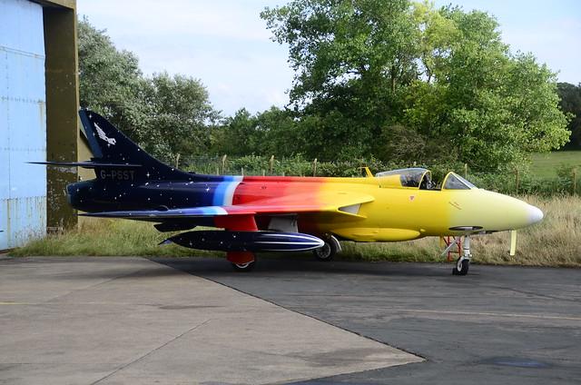 G-PSST Hunter F.58A