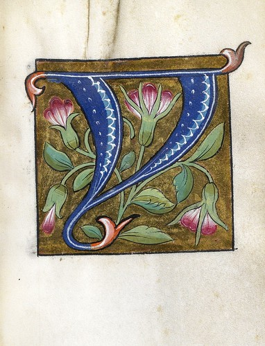 003-Leaf from Alphabet Book- The Art Walters Museum
