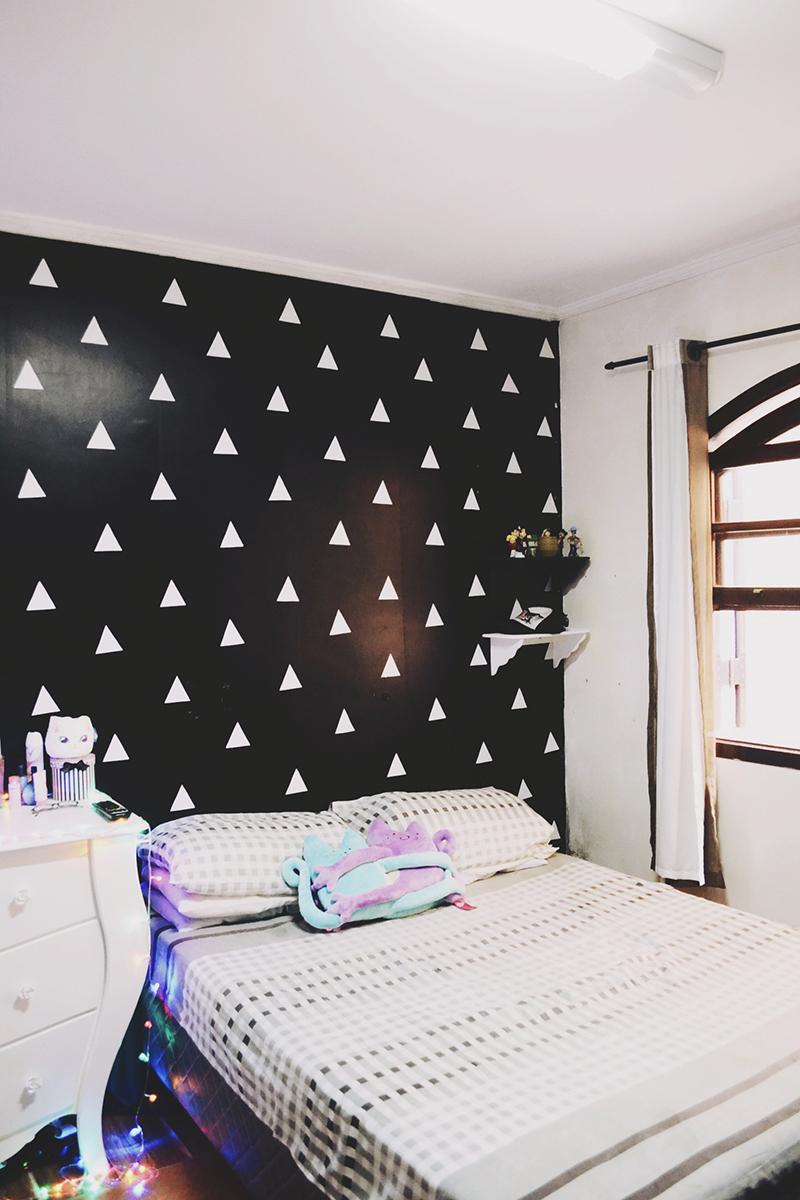 Armario Definicion En Ingles ~ Como aplicar papel de parede adesivo + antes e depois do meu quarto O Mundo de Jess
