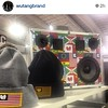 The WuTang BoomCase hanging out with @Wutangbrand at the @AgendaShow NYC Booth D24 - Come check it out! - #BoomCase #WuTangBoomCase #BoomBox #Agenda #AgendaShow #Wutang