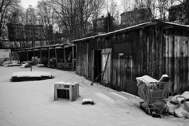 Huskvarna, Båggatan