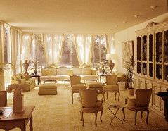 [Yellow Sitting Room, Theodore Newton Law Residence]