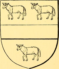 "Image from page 219 of ""Pedigrees recorded at the visitations of the county palatine of Durham made by William Flower, Norroy king-of-arms, in 1575, by Richard St. George, Norroy king-of-arms, in 1615, and by William Dugdale, Norroy king-of-arms, in 1666"""
