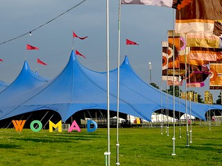 WOMAD 2014: before the crowds