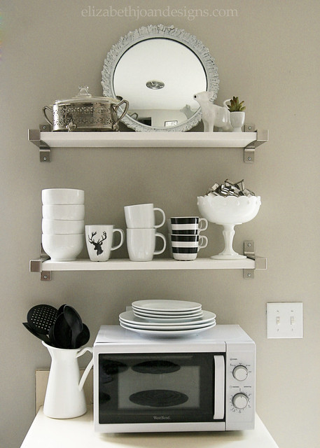 Kitchen Shelving 1