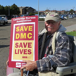Fight to Save DMC Heightens with Spirited March Followed by Richmond Council Vote