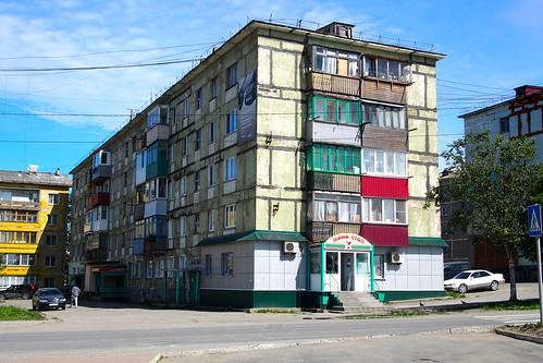 コルサコフ Korsakov,Sakhalin