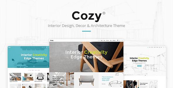 Cozy WordPress Theme free download